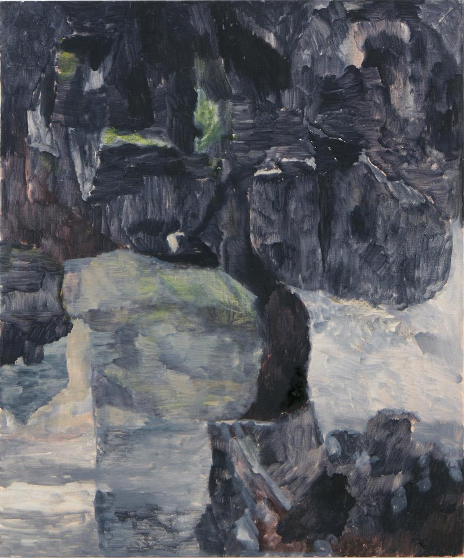 The Ground | 30 x 40cm | oil on canvas | 2015