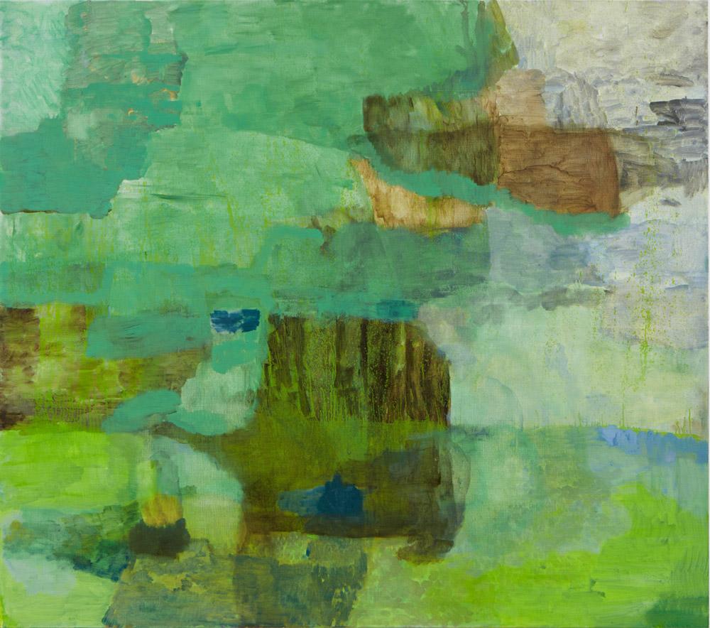 Meadow |, 170 x 150cm | oil on linen |  2015